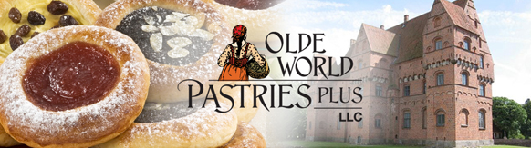 Olde World Pastries Plus